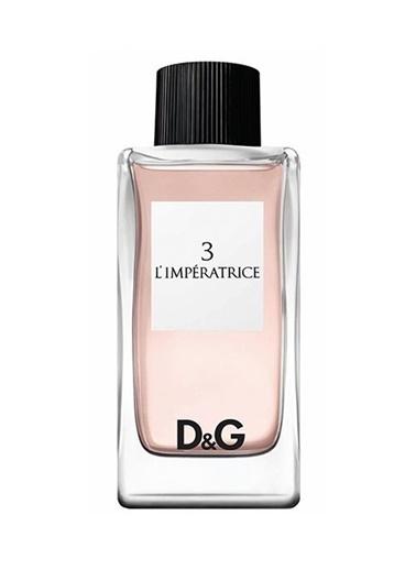 Dolce&Gabbana Dolce Gabbana L'Imperatrice 3 EDT 100 ml Kadın Parfüm Renksiz